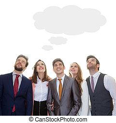 domyślana chmura, pojęcia, handlowy zaprzęg