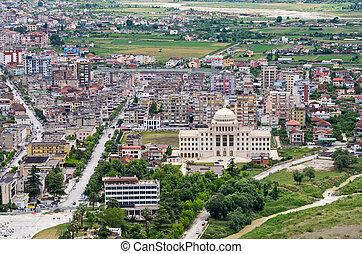 domy, od, berat, albania