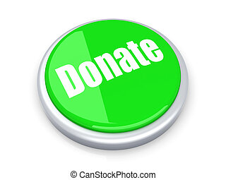 Donate Button - A donate button. 3D rendered illustration. ...
