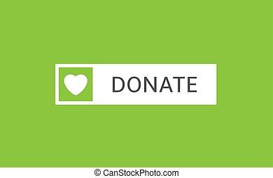Donate button icon22