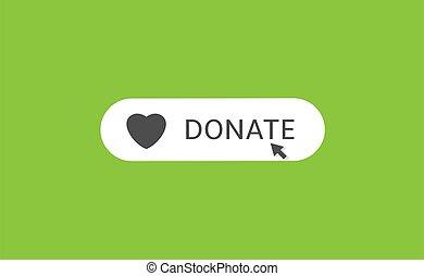 Donate button icon34