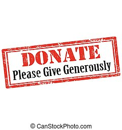 Donate-stamp