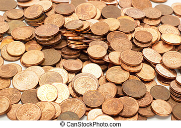 Donating lot of euro coins for important help in other...