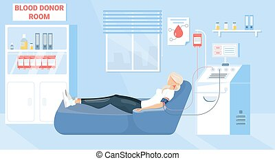donation, illustration, sanguine