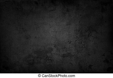 donker, beton, textuur