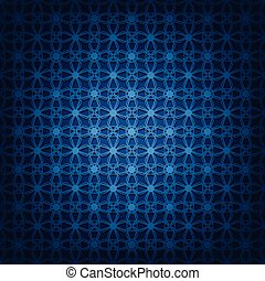 donker blauw, abstract, achtergrond
