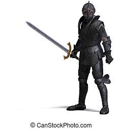 donker, ridder