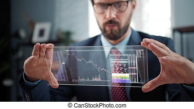 données bourse, analyser