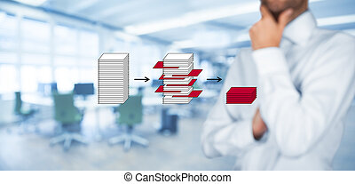 données, grand, analytics