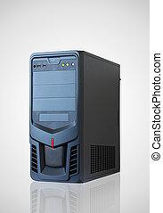 données ordinateur, serveur