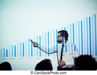 données, présentation
