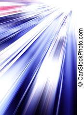 données, vitesse