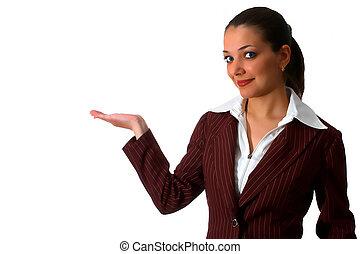 donna,  4, affari