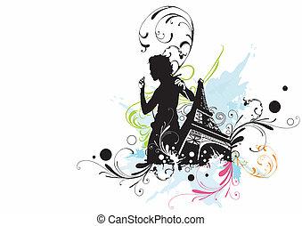 donna ballando