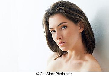 donna, bellezza