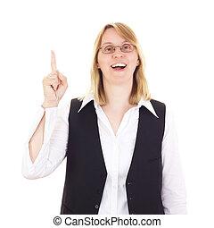 donna d'affari