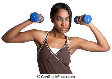 donna, esercitarsi