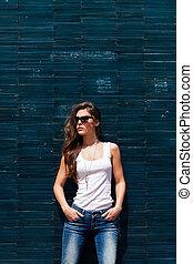 donna occhiali sole
