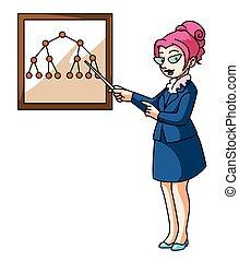 donna, presentazione
