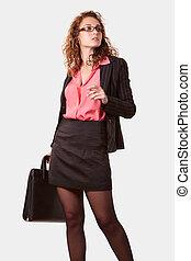 donna professionale, affari