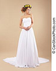 donna, simplicity., classico, vestire, wildflowers, autentico, minimalism.