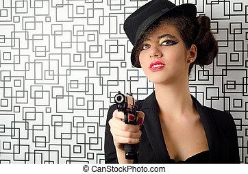 donna, sofisticato