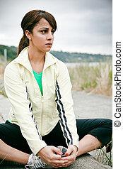 donna, sportivo