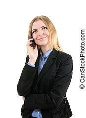 donna telefono, affari