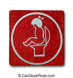Clip art di tolette uomini wc pubblico segno tolette wc uomini csp4994722 cerca - Donne al bagno pubblico ...