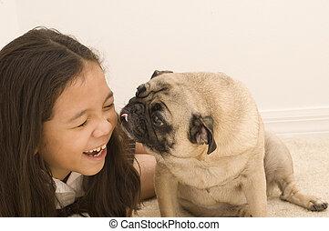 Donner Girl Carlin Baiser Donner Girl Carlin Kiss