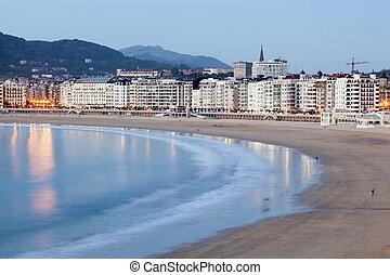 Donostia - San Sebastian, Spain