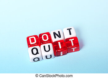 dont, il, quitter