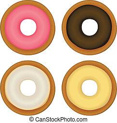 donut, collezione