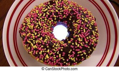 Donut - Rotating donut pastry