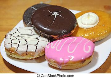 donuts, assortito