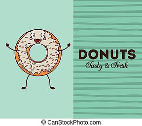 donuts, desenho, gostosa