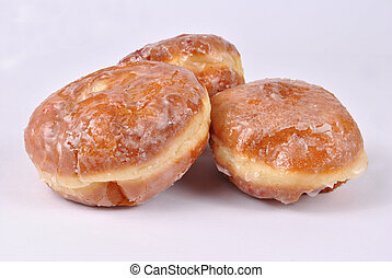 Donuts, enchimento