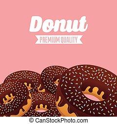 donuts, gostosa