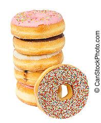 donuts, turm