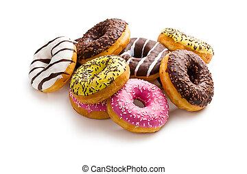 donuts, vário