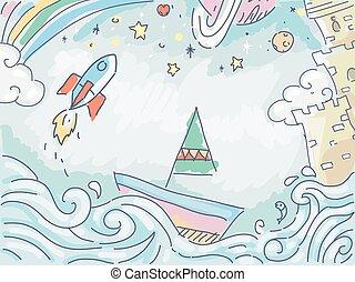 Doodle Adventure