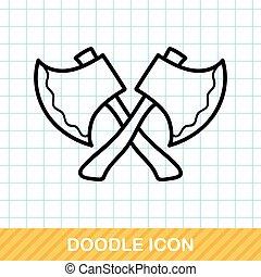 doodle, arma