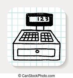 Doodle Checkout Machine