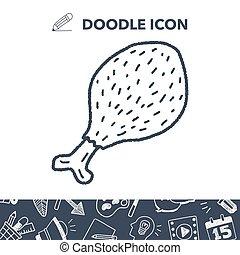 Doodle Chicken