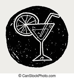doodle cocktail