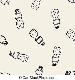 Doodle cola