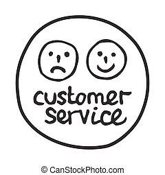 Doodle Customer Service icon