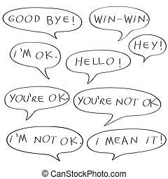 doodle dialogue