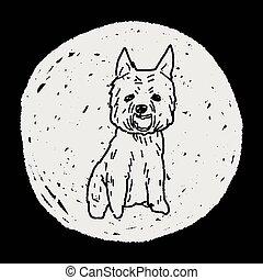 doodle, dog