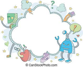 doodle, educação